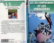 Les Six Compagnons Et Les Piroguiers - Couverture - Format classique
