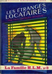Les Etranges Locataires - Couverture - Format classique