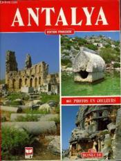 Antalya - Couverture - Format classique
