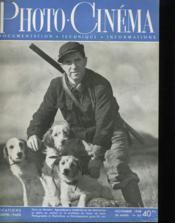 PHOTO CINEMA - DOCUMENTATION - TECHNIQUE - INFORMATIONS - 28e ANNEE - N°565 - Couverture - Format classique