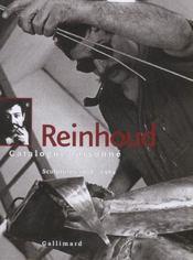 Reinhoud ; catalogue raisonné t.1 ; sculptures 1948-1969 - Intérieur - Format classique
