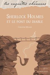 Sherlock Holmes et le pont du diable - Couverture - Format classique