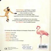 Léger, léger - 4ème de couverture - Format classique