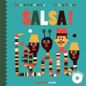 Salsa ! - Couverture - Format classique