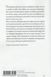La comédie de Turin - 4ème de couverture - Format classique