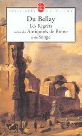 telecharger Les regrets – les antiquites de Rome – le songe livre PDF en ligne gratuit