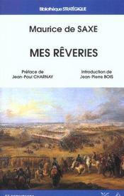 Mes Reveries - Intérieur - Format classique