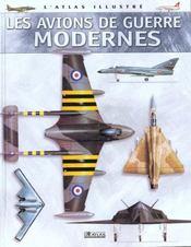Atlas Illustre Des Avions De Guerre - Intérieur - Format classique