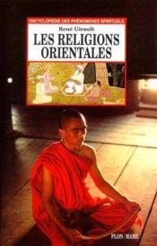 Les Religions Orientales - Couverture - Format classique