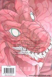 Dragon hunter t.2 - 4ème de couverture - Format classique