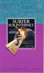 Un surfer sur internet - Couverture - Format classique