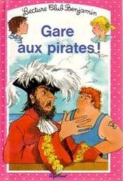 Gare aux pirates -t.17 - Couverture - Format classique