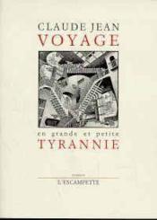 Voyage en grande tyrannie - Couverture - Format classique