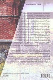 La ville territoire des cyborgs - 4ème de couverture - Format classique