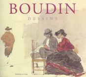 Boudin ; dessins - Intérieur - Format classique