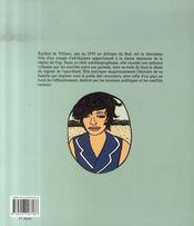 Ma mère était une trés belle femme - 4ème de couverture - Format classique