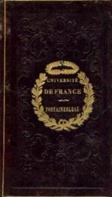 Discours sur l'histoire universelle, depuis le commencement du monde jusqu'à l'empire de charlemagne -tome 1 - Couverture - Format classique