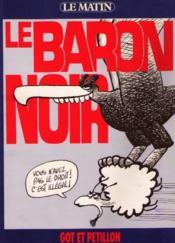 Le baron noir - Couverture - Format classique