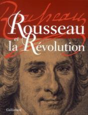 Rousseau et la Révolution - Couverture - Format classique