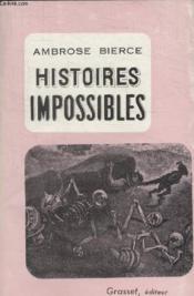 Histoires Impossibles. - Couverture - Format classique