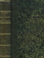 Talleyrand Et La Societe Francaise. Du Prince De Benevent Au Duc De Morny. - Couverture - Format classique