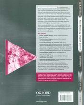 New headway elementary: workbook with key - 4ème de couverture - Format classique