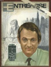 ENTREPRISE, HEBDOMADAIRE N°651, 1er AU 7 MARS 1968. DES L'AGE DE TREIZE ANS, TOUT REMETTRE EN QUESTIONS : G.F. TRANCHANT par C. RIVIERE/ LE GUIDE DES ECOLES POUR CADRES / L'U.R.S.S., ENTRE L'EMBOURGEOISEMENT ET VIETNAM par MICHEL DRANCOURT / ... - Couverture - Format classique