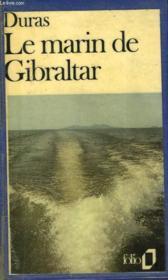 Le Marin De Gibraltar - Couverture - Format classique