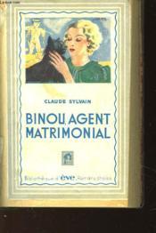 Binou - Agent Matrimonial - Couverture - Format classique