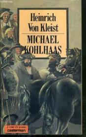 Michael Kohlhaas - Couverture - Format classique