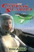 Captain scarlet - swarm - Couverture - Format classique