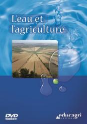 L'eau et l'agriculture (dvd) - Couverture - Format classique