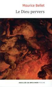 Le dieu pervers - Couverture - Format classique