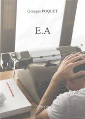 E.A - Couverture - Format classique