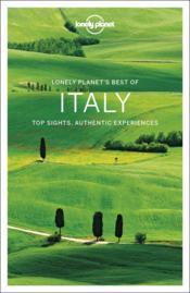 Best of ; Italy (3e édition) - Couverture - Format classique