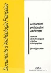 22/Peintures Postglaciaires - Couverture - Format classique