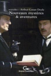 Nouveaux mystères et aventures - Couverture - Format classique