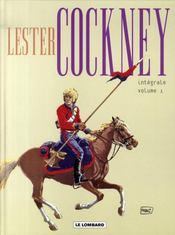 Lester cockney ; intégrale t.1 ; t.1 à t.5 - Intérieur - Format classique