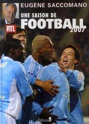 Une Saison De Football 2007 - Intérieur - Format classique
