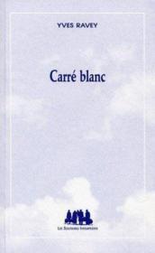 Carré blanc - Couverture - Format classique