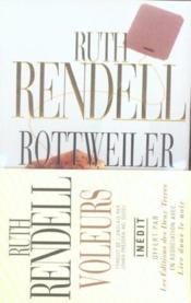 Rottweiler - Couverture - Format classique