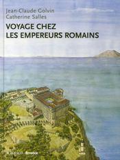 Voyage chez les empereurs romains - Intérieur - Format classique