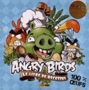 Angry birds ; le livre de cuisine - Couverture - Format classique