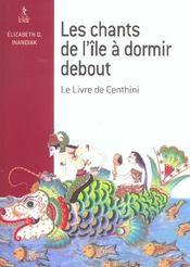 Les Chants De L'Ile A Dormir Debout ; Le Livre De Centhini - Intérieur - Format classique