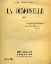 La Demoiselle - Roman - Couverture - Format classique