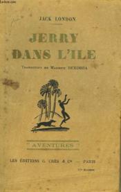 Jerry Dans L'Ile - Couverture - Format classique
