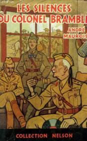 Les silences du Colonel Bramble. - Couverture - Format classique