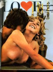 LOVE, le magazine de l'amour N°8 - LES CHEVEUX DE L'AMOUR - PRISON DE SOIE POUR AMANTS DELICATS... - Couverture - Format classique
