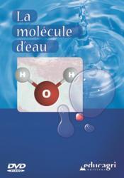 La molecule d'eau (dvd) - Couverture - Format classique