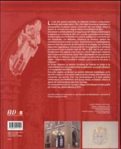Saint benigne de dijon - 4ème de couverture - Format classique